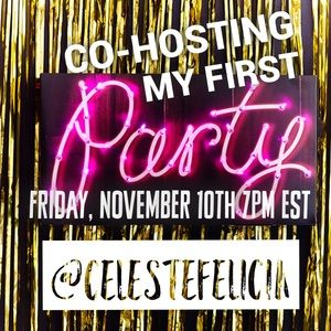 Other - Please Like & SHARE Co-Hosting My 1st Party