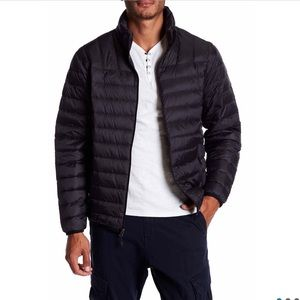 ⛔️SOLD⛔️ Hawke & Co. Quilted Down Packable Jacket