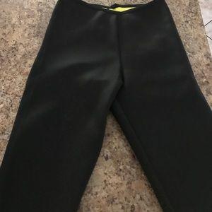 Pants - Neoprene capris (sweat pants to help you burn fat)
