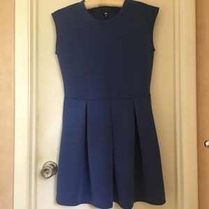 Dresses & Skirts - Yu Fei Blue Skater Dress