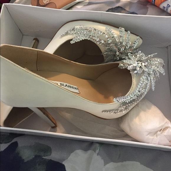 Replica Bella Swan Wedding Shoes