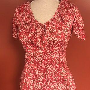 ⭐️2 for $20. Banana Republic PXS ruffle blouse
