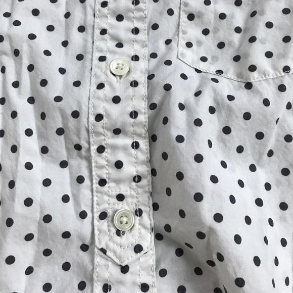 Lands' End Tops - Lands End Canvas Button Down Shirt