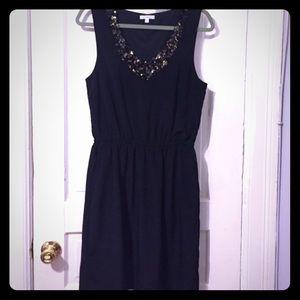 NWOT ‼️SALE‼️GAP Black Sequins Party 🎉 Dress