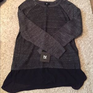 NWT-Thin Glitter Sweater