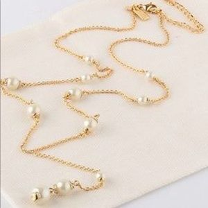 Kate Spade Lariat necklace