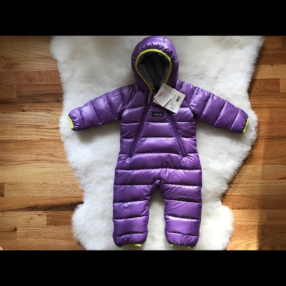 64c1bb0ef Patagonia Jackets & Coats | Baby Hiloft Down Bunting 03 Months ...