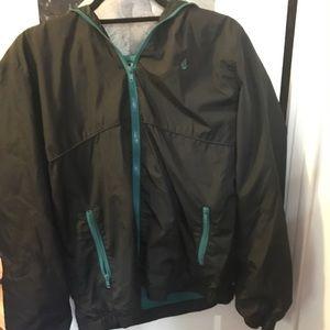 Volcom rain jacket!