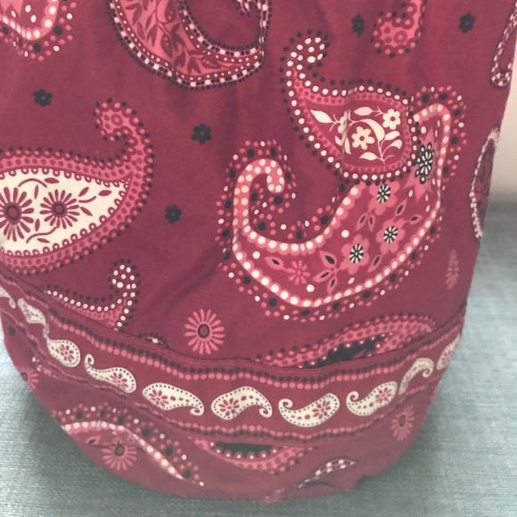 Vera Bradley Bags - Vera Bradley Mesa Red Ditty Bag