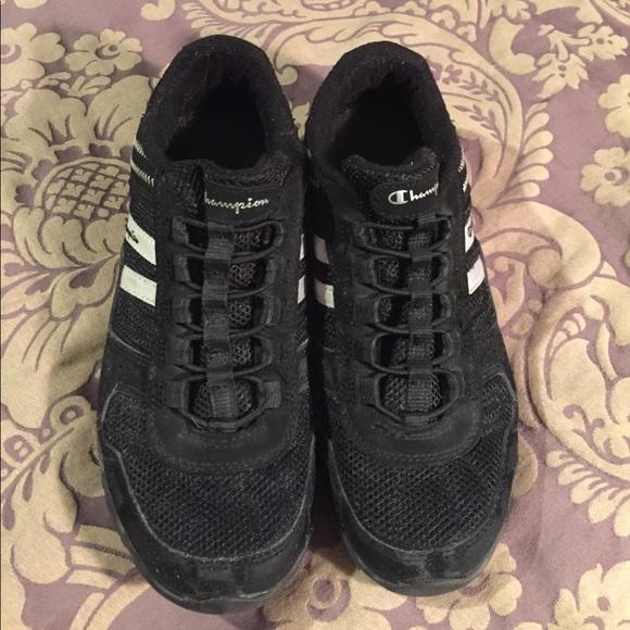 6dee950470e Champion Shoes - ❗️Sale❗️Champion Black Slip-on shoes