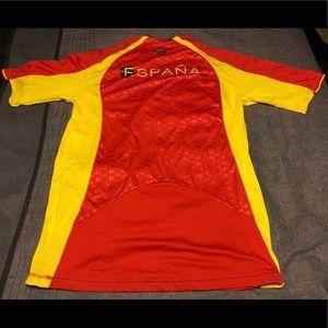 Men's Spain Soccer Jersey 🇪🇸