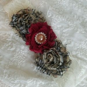Other - 🎅⚠PRICE DROP⚠NEW Adorable Babygirl Headband