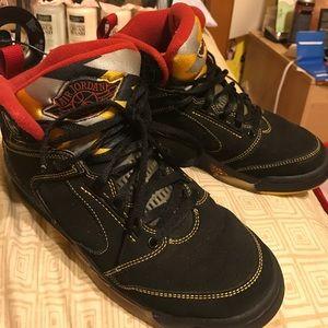 Jordan's Size 5.5