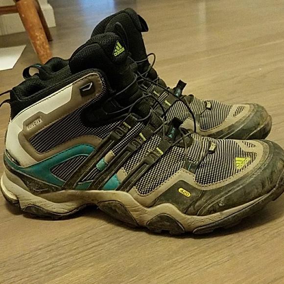 wholesale dealer 8de69 69575 adidas Shoes - Adidas adiprene gore-tex hiking boots size 11