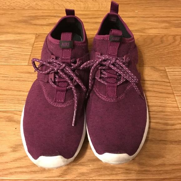 Nike Shoes | Nike Juvenate Size 8 Wine
