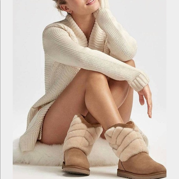 19dc833fd61 New Ugg Tania Boots 🐾🐑 NWT