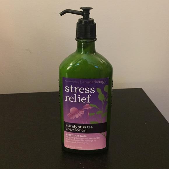 Bath Body Works Makeup Bath Body Works Stress Relief Lotion