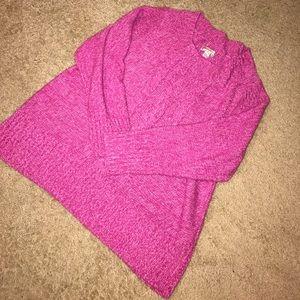 Everyone needs a Pink Sweater!