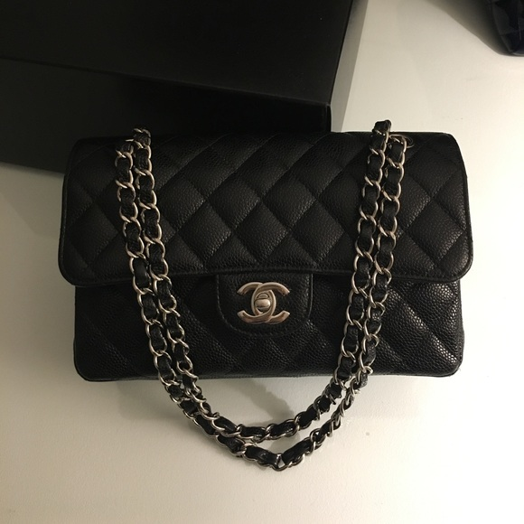4fc616d882f841 CHANEL Bags | Scammed By Thanh Hoang For My Caviar Double Flap ...
