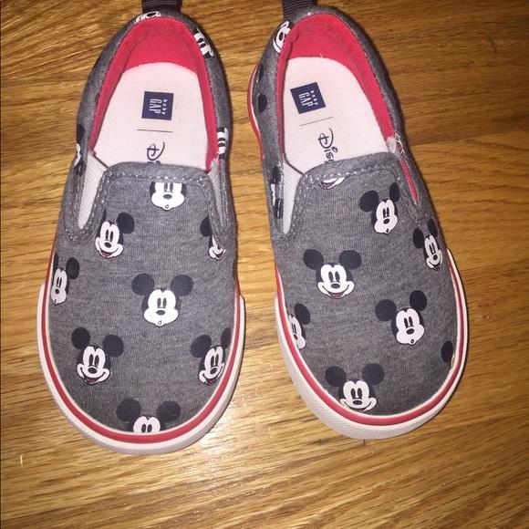 GAP Shoes   X Disney Mickey   Poshmark