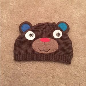 Other - Organic cotton infant knit hat