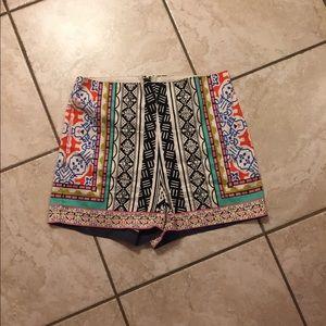 Size medium flying tomato shorts!