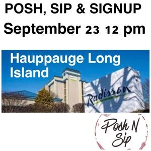 posh n sip Other - Thank you! POSH, SIP & SIGNUP