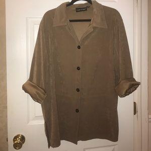 Jackets & Blazers - Button down jacket