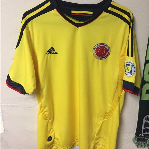 adidas Other - Colombia 2014 World Cup Qualifiers Adidas Jersey dc9678ed9