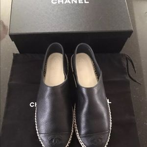 Shoes - Chanel Espadrilles TEXT ME NOW (206) 485-4334!!