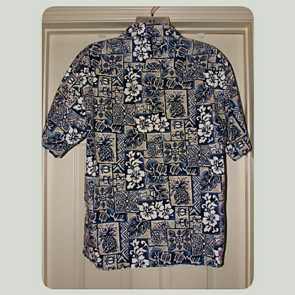 Reebesse USA Shirts - Men's Reebesse USA Hawaiian Shirt Size XL