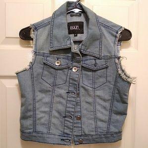 Jackets & Blazers - NWOT Blue Jean Vest