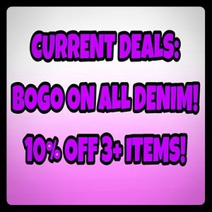 💥*Current Deals!*💥