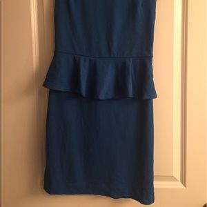 Express Dresses - Express Peplum Dress