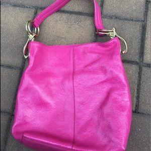 JPK Paris patent leather tote!