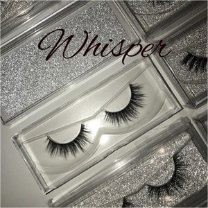 """Other - 3D Mink Lashes in """"WHISPER"""""""