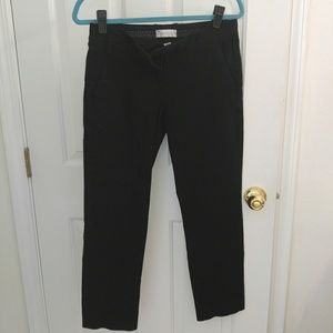 GAP Pants - GAP True Straight Black Pants - 8/22