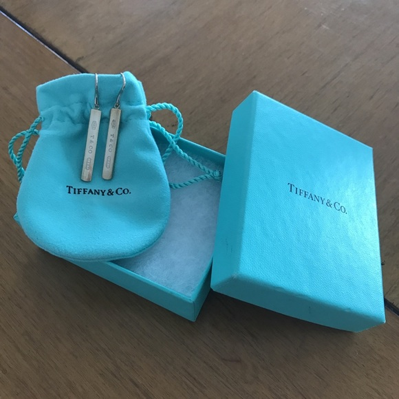 d0c7cc168 Authentic Tiffany and Co. Bar Drop 1837 Earrings. M_599c3ff9291a35ac9e00a7f9