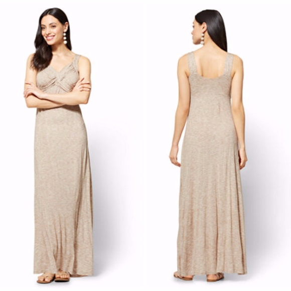New York Company Dresses Nwot Ny Company Goddess Maxi Dress