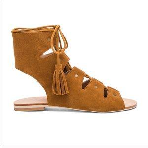 NEW ✨ suede sandals