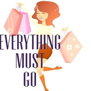 Other - everything in my closet must go!!!