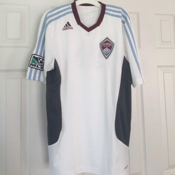 Colorado Rapids adidas jersey 55dd9e8b1