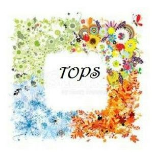 Tops - BLOUSES, TEES AND SWEATERS!