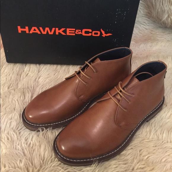 6d9dbbee076 Tan HAWKE   CO Truman Chukka Boot