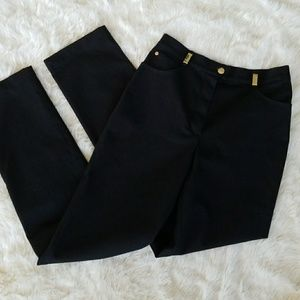 St. John Sport Black Trousers