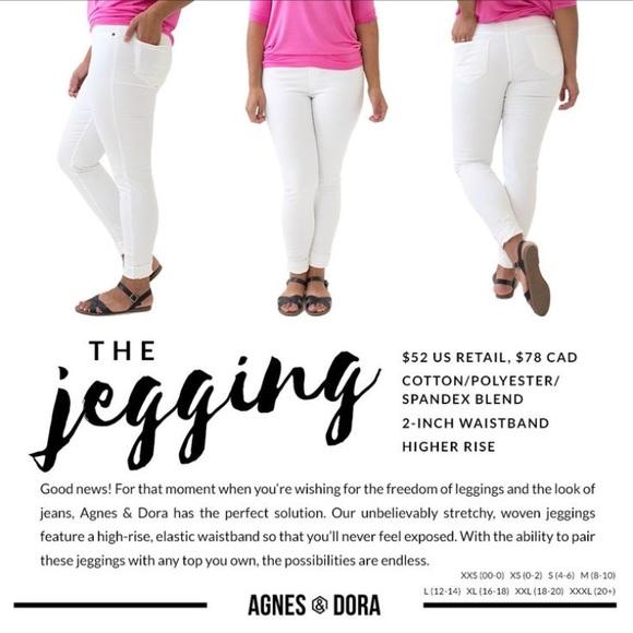 New Agnes /& Dora S Moto Jeggings Dark Denim Retail $52
