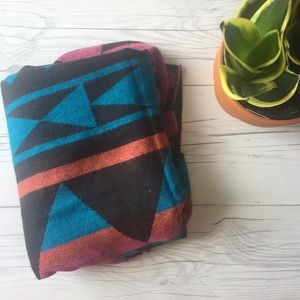 Accessories - Tribal Infinity Scarf