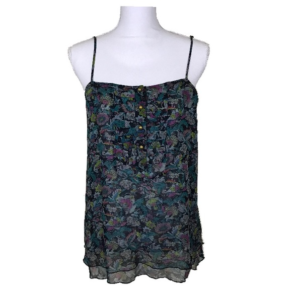Joes Jeans Womens Gianna Cotton Lawn Cami