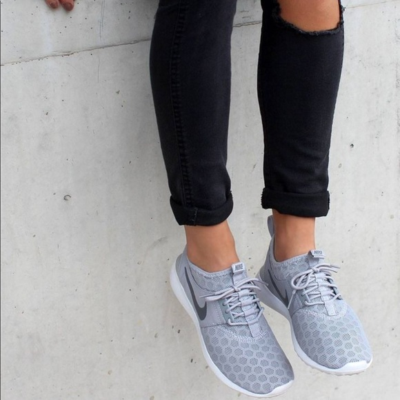 new style 1a7ba 1cc15 NWT Nike Juvenate Wolf Grey WMNS