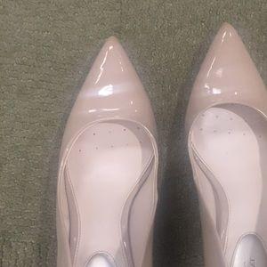 Alfani Smooth n Flex Nude heels
